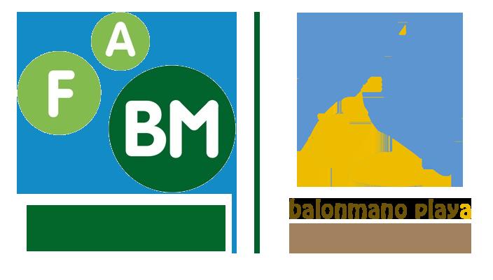Federación andaluza de balonmano playa