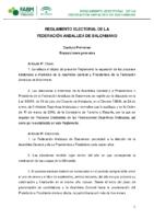 REGLAMENTO ELECTORAL FABM
