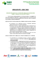 CIRCULAR-Nº5 20_21-COMIENZO COMPETICIONES