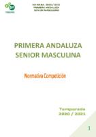 NORMATIVA 1ªASM-TEMPORADA 20-21