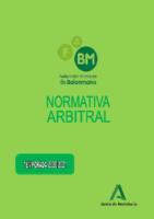 2-NORMATIVA ARBITRAL 2020-2021