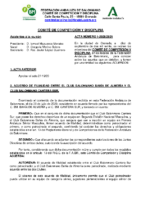 ACTA Nº 1 100920