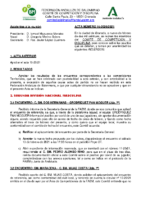 ACTA Nº 16 090221