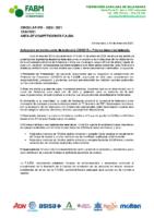 CIRCULAR-Nº8 180121 NUEVAS-NORMAS-JA-COVID-19