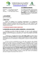 ACTA Nº 23 300321
