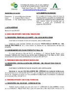 ACTA Nº 30 120521